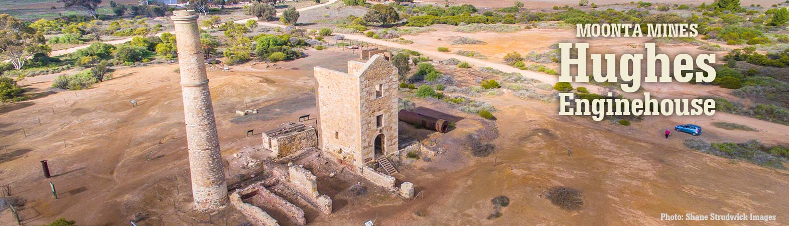 Moonta Mines Hughes Enginehouse Shane Strudwick Images