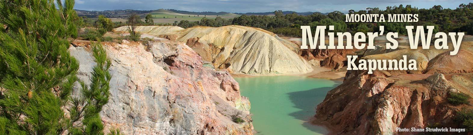 Moonta Mines - Miner's Way Kapunda