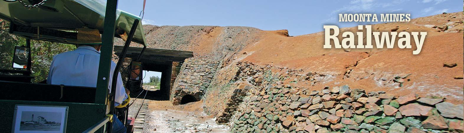 Moonta Mines Railway